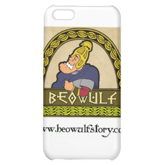 Crest from Beowulf - The Storybook Version Cover For iPhone 5C