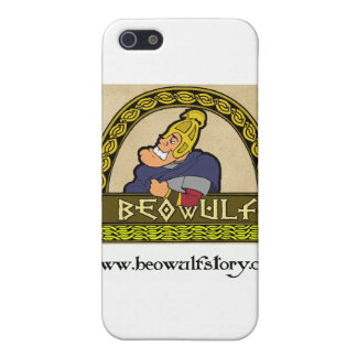 Crest from Beowulf - The Storybook Version Case For iPhone 5