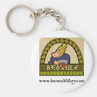 Crest from Beowulf - The Storybook Version Keychains