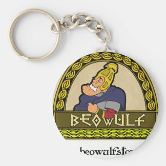 Crest from Beowulf - The Storybook Version Key Chains