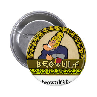 Crest from Beowulf - The Storybook Version Pin