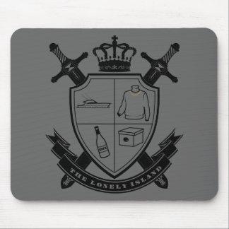 Crest Mouse Pad