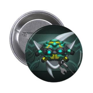 Crest Of Elitism 2 Inch Round Button
