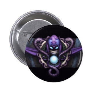 Crest Of Obsession Button