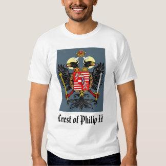 Crest of Phillip II, Crest of Philip II Tee Shirt