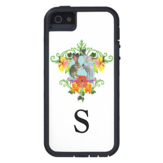Crest of Rabbits iPhone 5 Covers