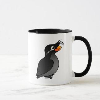 Crested Auklet Mug