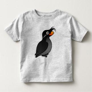 Crested Auklet Toddler T-shirt