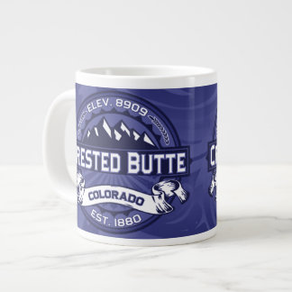 Crested Butte Midnight Giant Coffee Mug