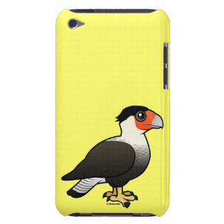 Crested Caracara Barely There iPod Cover