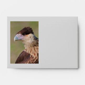 Crested Caracara Envelopes
