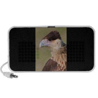 Crested Caracara Mini Speaker