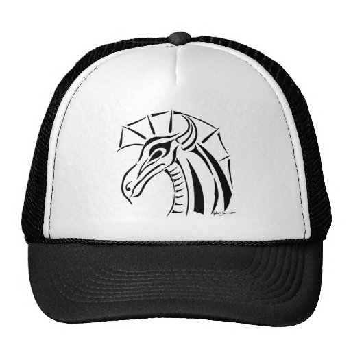 Crested Dragon Hat