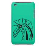 Crested Dragon iPod Touch Barely There Case iPod Touch Cases