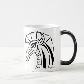 Crested Dragon Mug