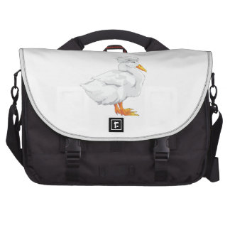 CRESTED DUCK BAG FOR LAPTOP