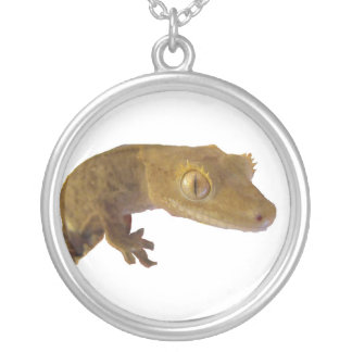 Crested Gecko Necklace