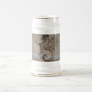 Crested Griffin - Stolp Beer Stein