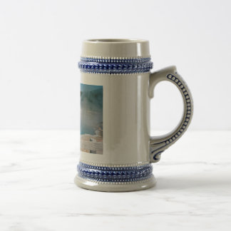 Crested Pool Beer Stein