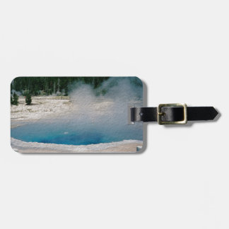 Crested Pool Tags For Bags