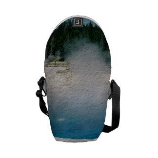 Crested Pool Messenger Bag