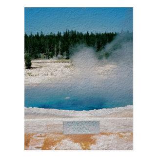 Crested Pool Postcard