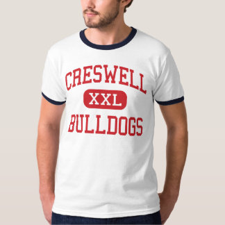 Creswell - Bulldogs - High - Creswell Oregon T-Shirt