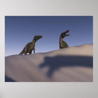 Cretaceous Conflict Poster