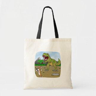 Cretaceous Corgi Bag