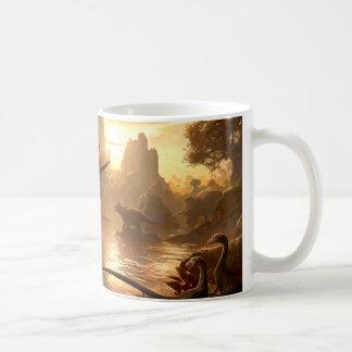 CRETACEOUS SUNSET by kerembeyit Coffee Mug