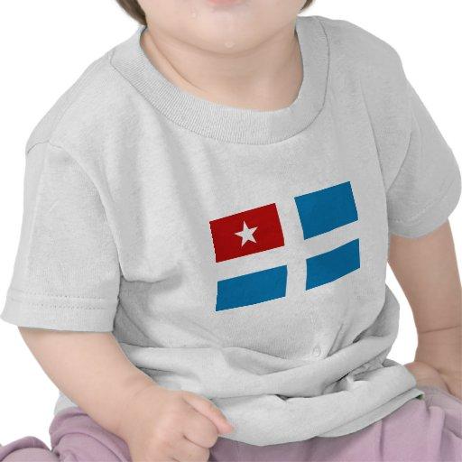 Cretan State Flag T-shirts