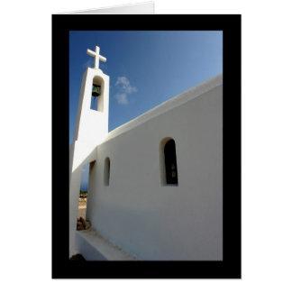 Crete Church Card