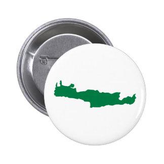 Crete Pinback Button