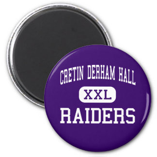 Cretin Derham Hall - Raiders - High - Saint Paul Magnet