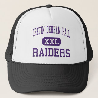 Cretin Derham Hall - Raiders - High - Saint Paul Trucker Hat