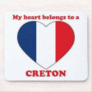 Creton Mouse Pad