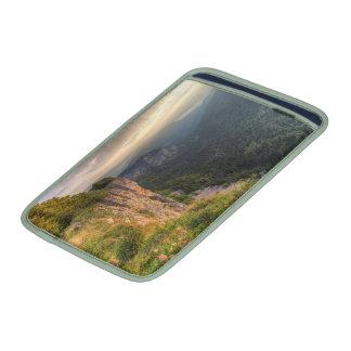 Creux-du-Van rocky cirque, Neuchatel, Switzerland MacBook Sleeves