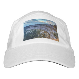 Creux du Van rocky cirque, Switzerland Hat