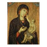 Crevole Madonna, c.1284 Postal