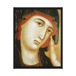 Crevole Madonna Lona Estirada Galerías