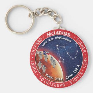 Crew 139A Swag Keychain