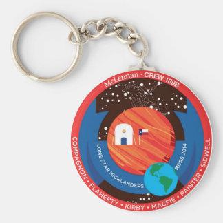 Crew 139B Swag Keychain
