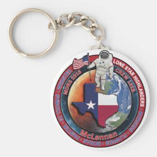 Crew 152B Swag Keychain