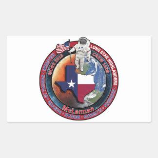 Crew 152B Swag Rectangular Sticker