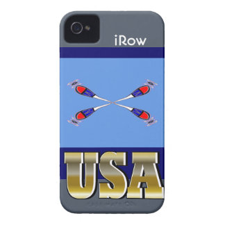 Crew 2012 Gold USA Sports Team iRow iPhone Case iPhone 4 Covers
