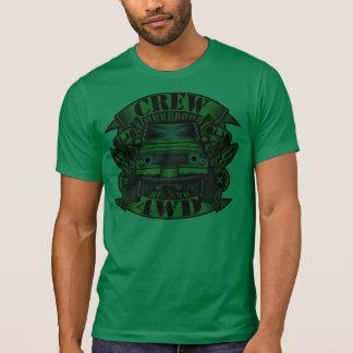 Crew 4WD Four Wheel Drive T-shirts