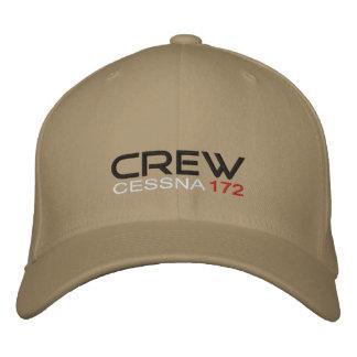 crew Cessna 172 Baseball Cap
