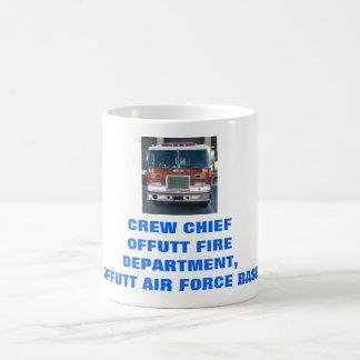 CREW CHIEF COFFEE MUG