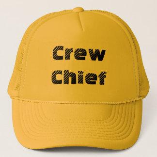 Crew Chief Trucker Hat