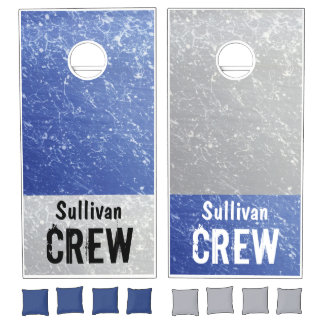 CREW | Group or Family Name | Family Reunion Cornhole Set